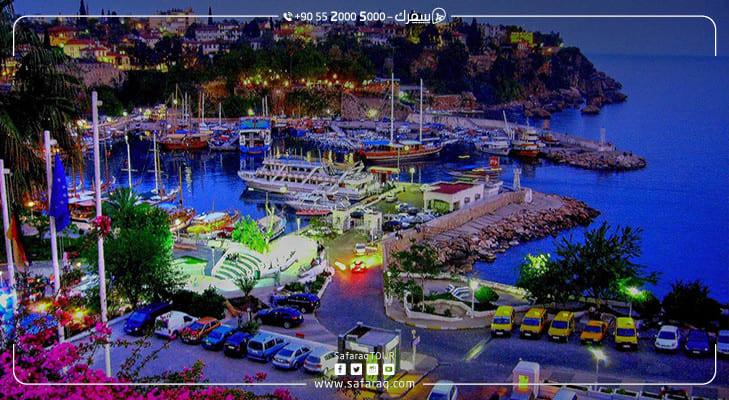 السياحة في أنطاليا 2020: 2 مليون سائح أجنبي خلال الأشهر الماضية