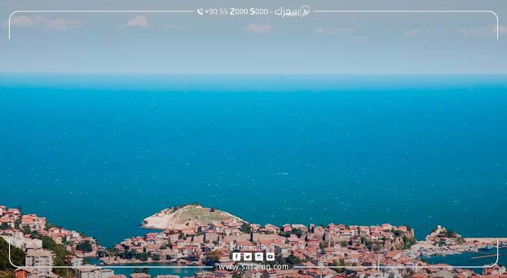 السياحة في الشمال التركي وأهم ما يميزها
