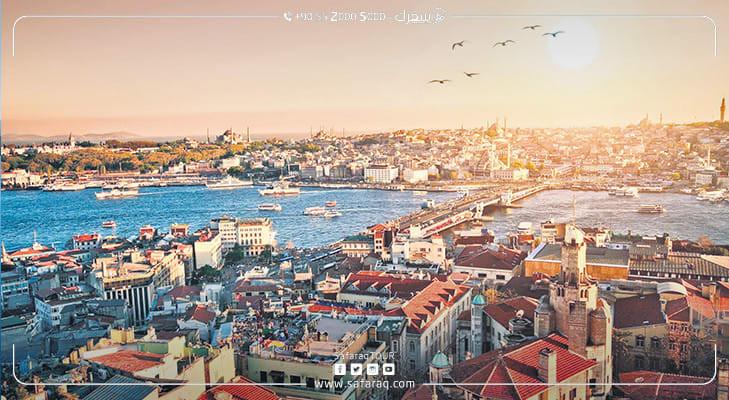 نسبة السياحة في تركيا: تحقيق أرقام قياسية في 2019