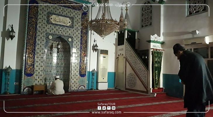 قصة مسجد كأني أكلت في تركيا اغرب اسم جامع