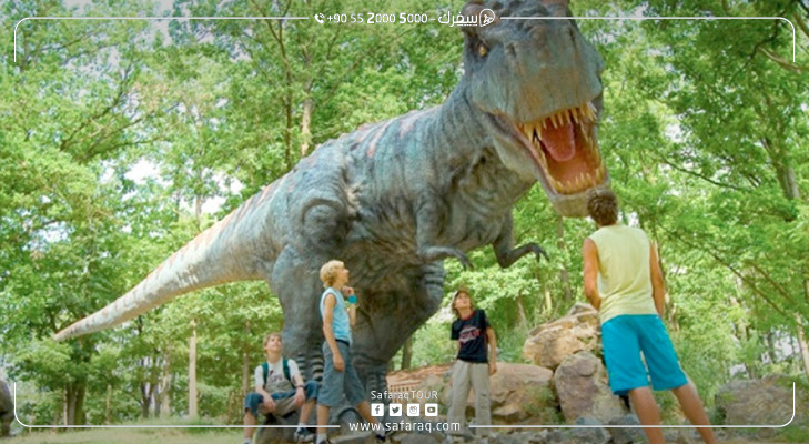 Tourist Places for Children in Antalya