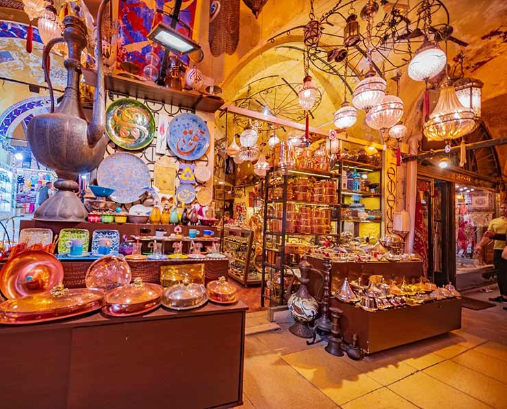 The Grand Bazaar: One of Istanbul's Most Expensive Districts