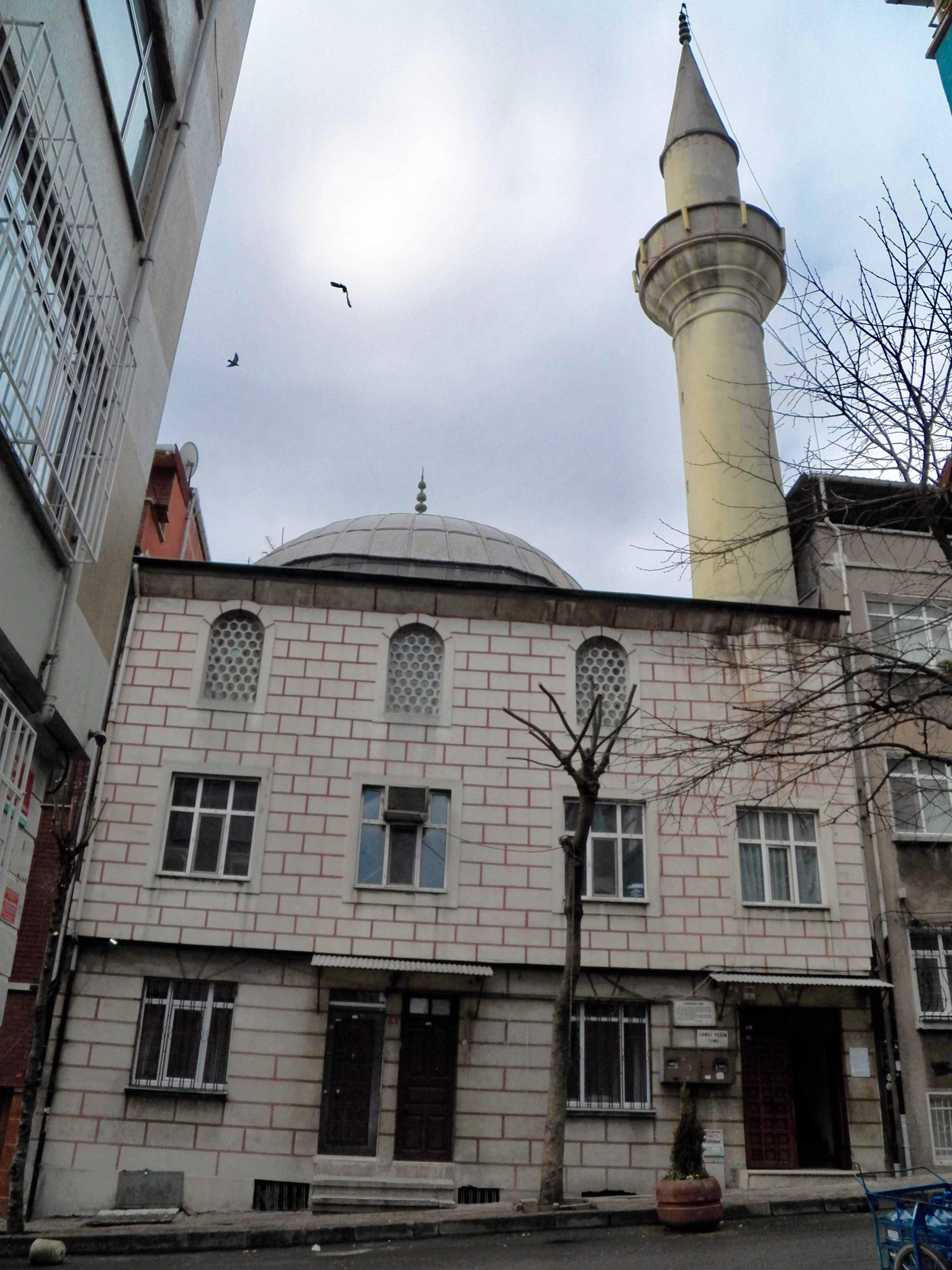 Sanki Yedim Mosque