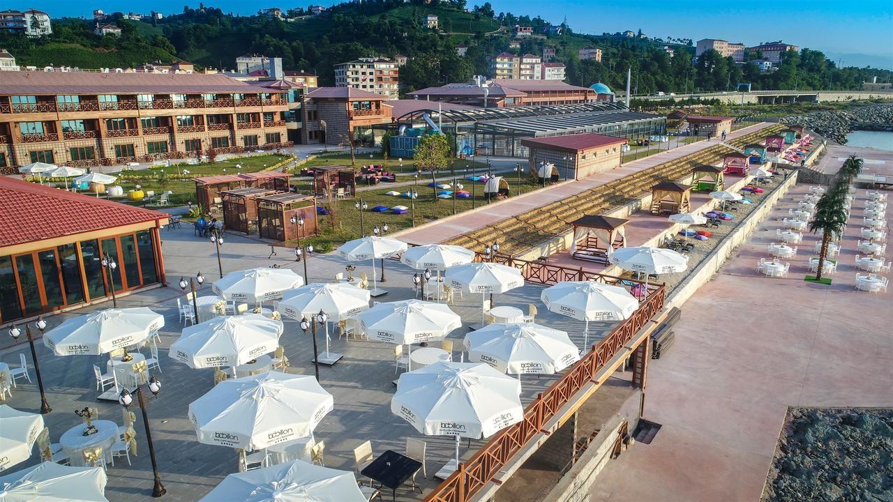 افضل الفنادق في ريزا تركيا