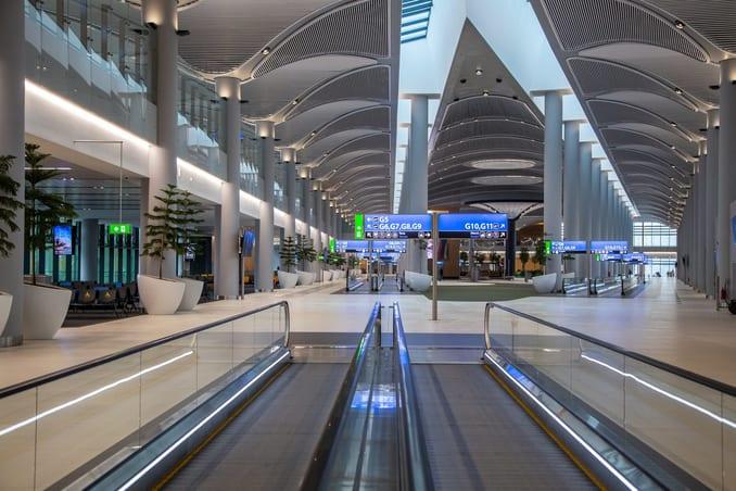 Turkey airports