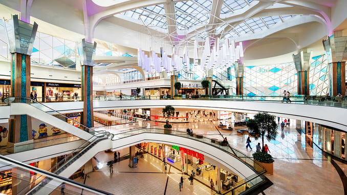 the best malls in istanbul
