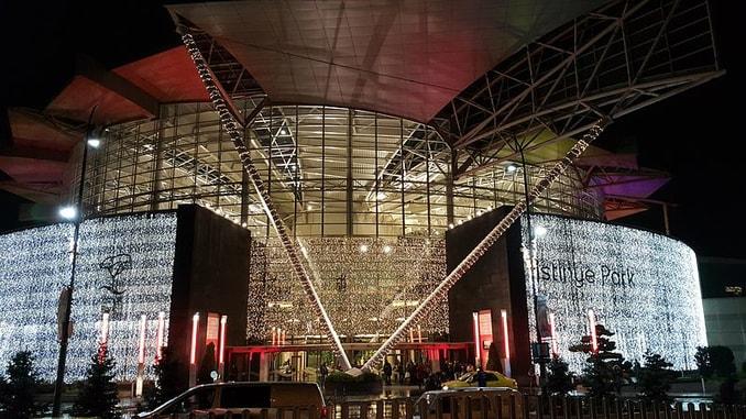 Istinye Park Mall in Istanbul