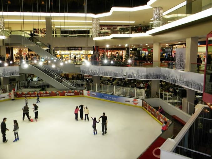Galleria Atakoy Mall in Istanbul