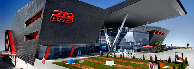 212 Outlet Mall in Istanbul