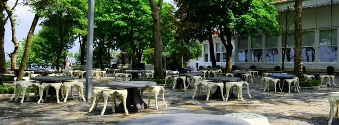 حديقة تشاملجا في اسطنبول
