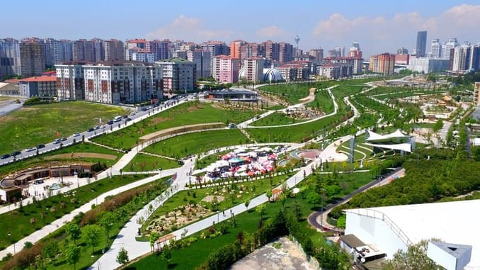 حديقة وادي الحياة في اسطنبول