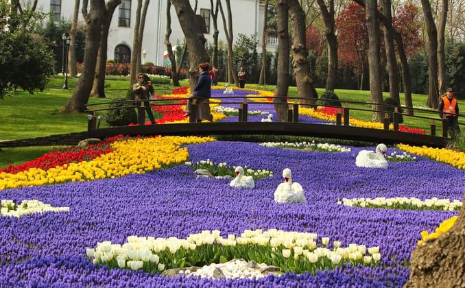 Emirgan Park in Istanbul
