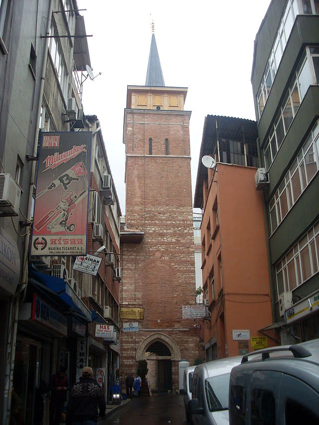Arabs Mosque in Istanbul