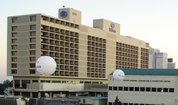 شيشلي اسطنبول - فندق هيلتون