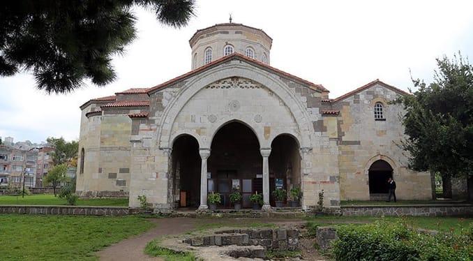 جامع آياصوفيا طرابزون