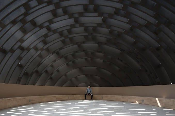 Sancaklar Mosque Design and Architecture