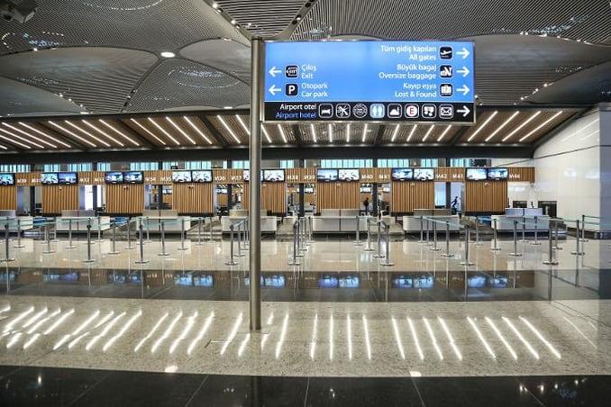الخطوط الجوية التركية