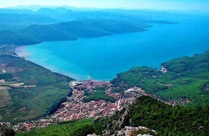المدن التركية
