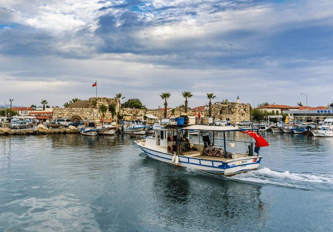 اهم المدن في تركيا