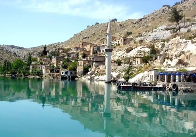 ترتيب المدن التركية