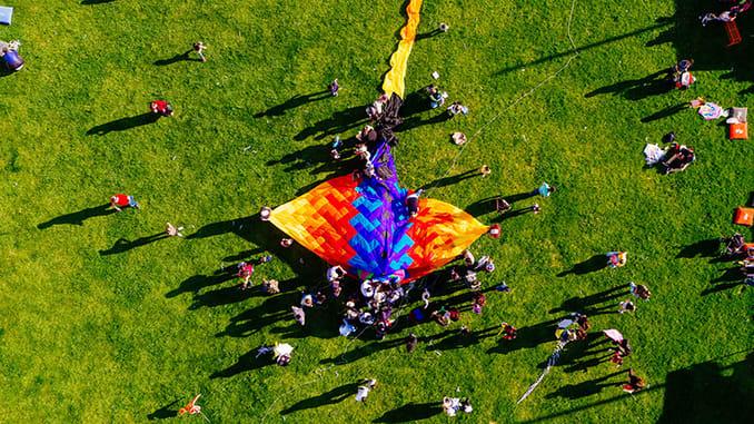 Akbati Kite Festival