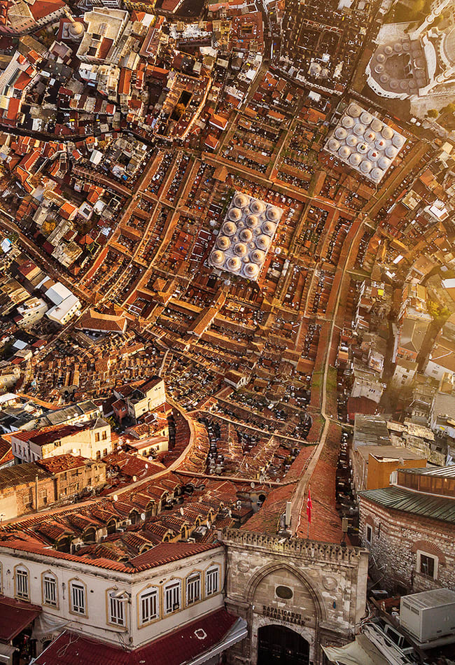 Grand Bazaar: An endless Maze of Antique Alleys