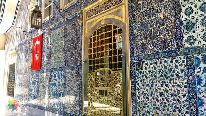 Information about Eyup Sultan Mosque in Istanbul