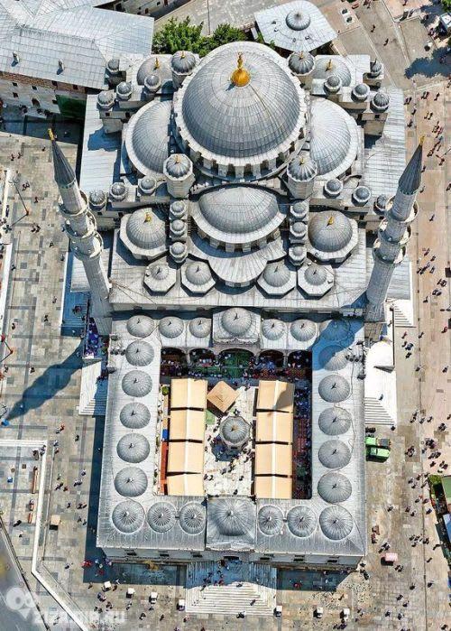 جامع امينونو الجديد