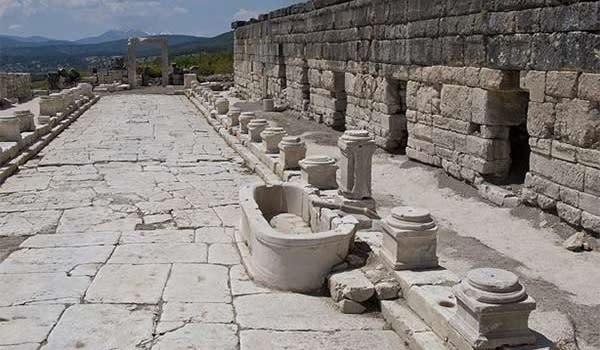 Kibyra Ancient City