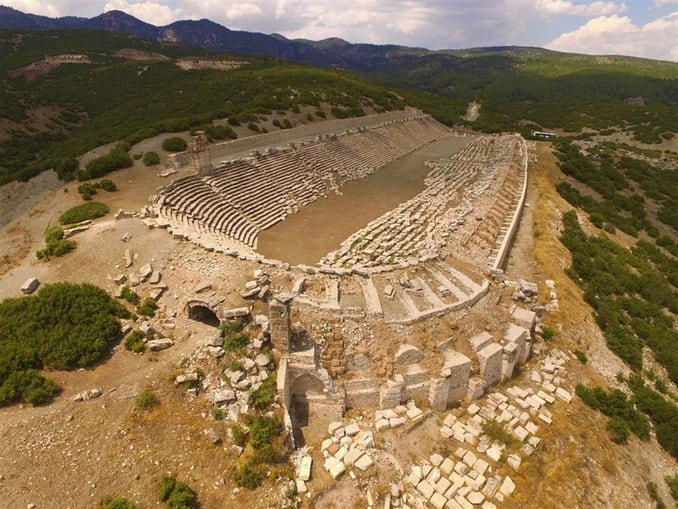 Kibyra to Be Included on the World Heritage List.