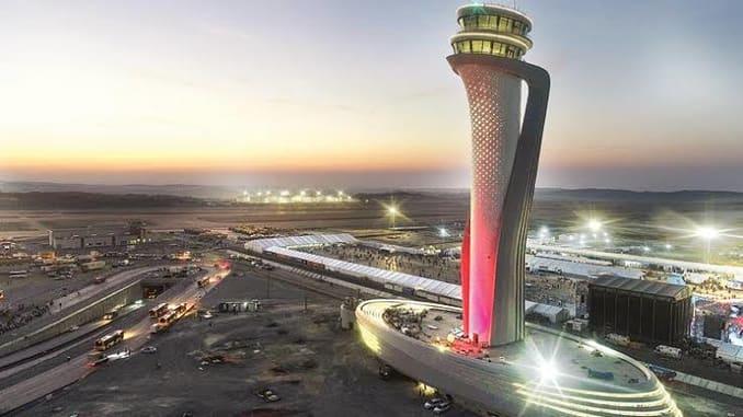 مطار إسطنبول الجديد