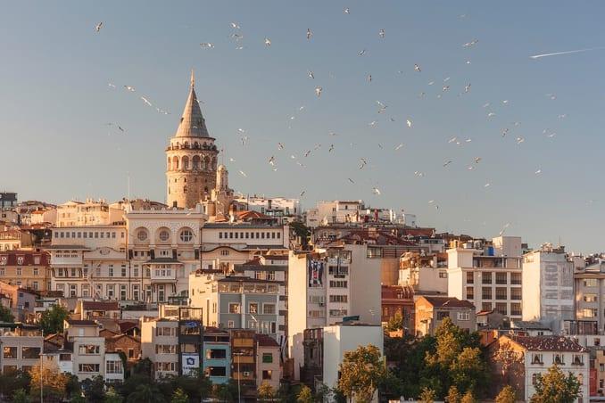 قطاع السياحة التركية