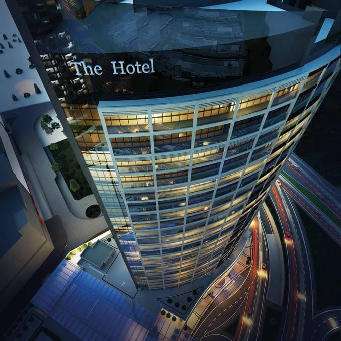 فندق مول اوف اسطنبول