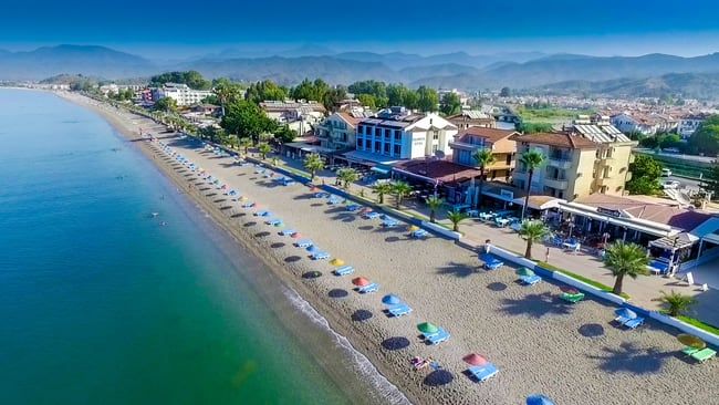The Most 12 Beautiful Tourist Places in Fethiye