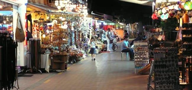 City's Ancient Market