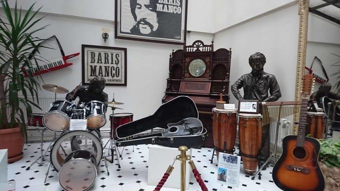 متحف باريش مانشو