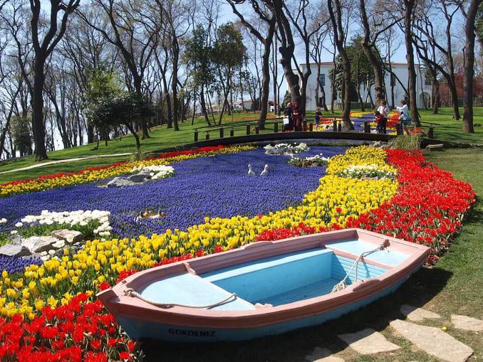 حدائق إسطنبول