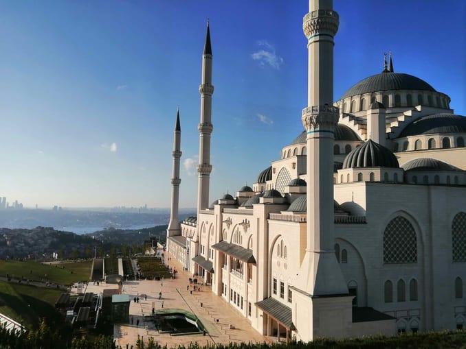 مسجد تشامليجا