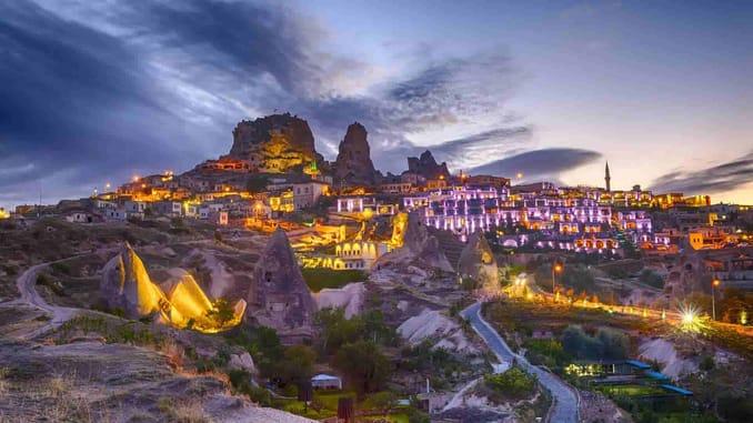 افضل اماكن السياحة في تركيا
