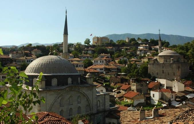 تركيا في فصل الخريف