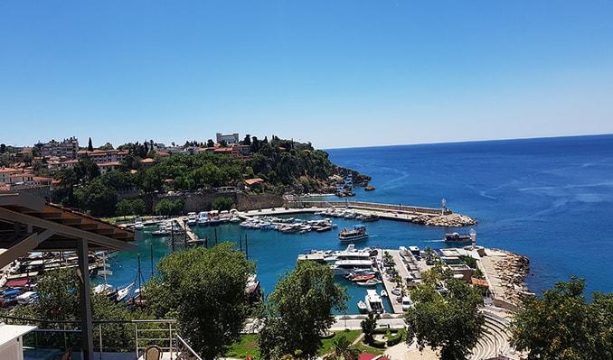 مدينة أنطاليا
