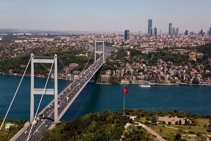 معالم اسطنبول الاسيوية