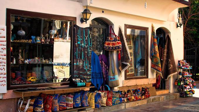 التسوق في انطاليا