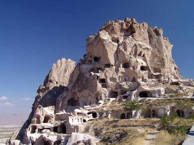 قلعة أوشحيصار