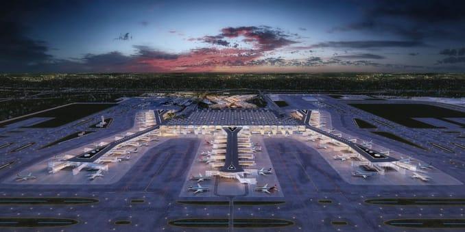 مطار إسطنبول الثالث
