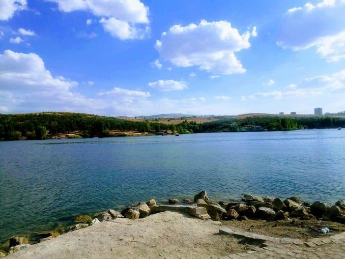 بحيرة مافي غول