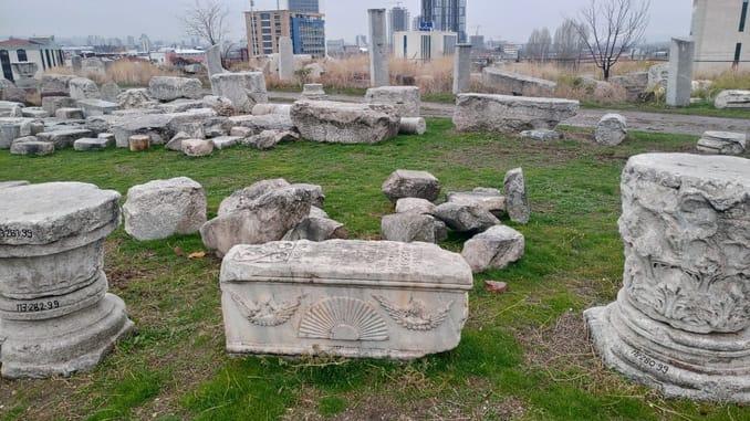 حمام روما القديم