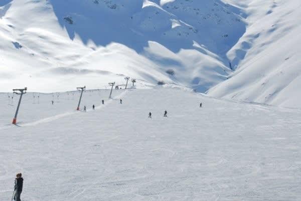 جبل الماداغ للتزلج