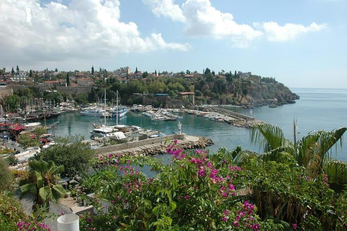 السياحة في أنطاليا