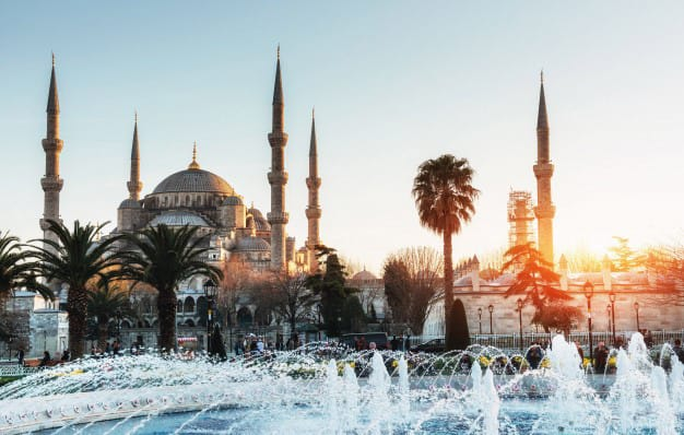 السياحة في إسطنبول 2019